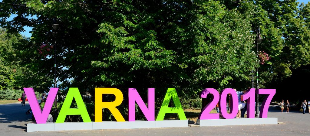 SVE | Get ready! Varna European Youth Capital 2017! | Bulgária | Varna | 9 meses