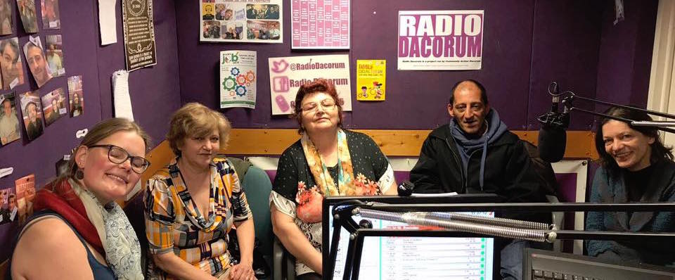 Senior Plus | Voluntariado Internacional | Video Radio Dacorum | Reino Unido | abril 2017