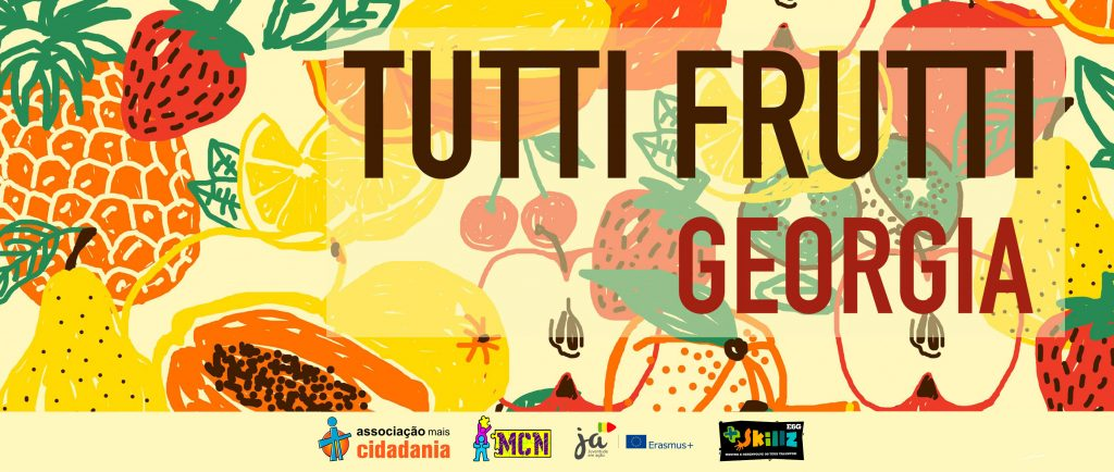 "Tutti Frutti – 1ª edição: ""Georgia on your mind"""